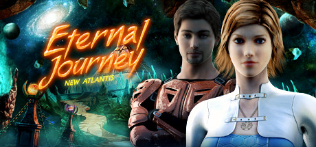 Eternal Journey: New Atlantis cover art