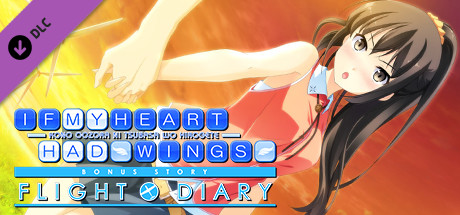 Teaser for If My Heart Had Wings -Flight Diary- - New Wings: Akari
