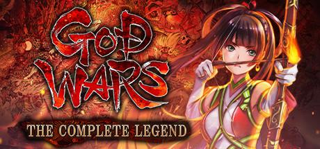 GOD WARS The Complete Legend Capa