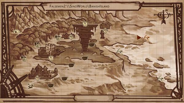 拯救大魔王2:逆流 Falsemen2:Upstream