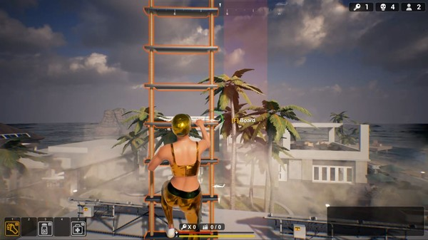 Screenshot of Survival Frenzy
