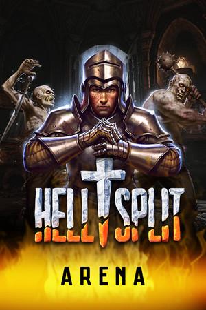 Hellsplit: Arena poster image on Steam Backlog