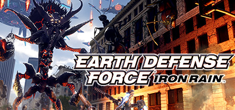 EARTH DEFENSE FORCE - IRON RAIN [FitGirl Repack]