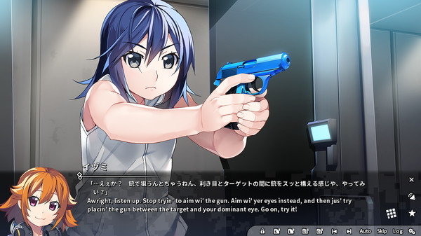 Grisaia Phantom Trigger Vol.6