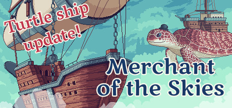 Merchant of the Skies Capa