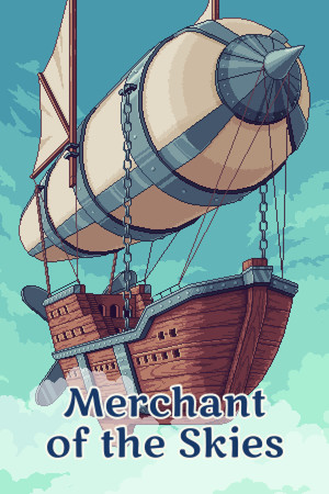 Merchant of the Skies poster image on Steam Backlog
