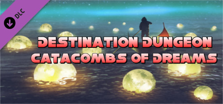 Destination Dungeon: Catacombs of Dreams Wall Paper Set