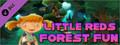 Little Reds Forest Fun Wall Paper Set-dlc
