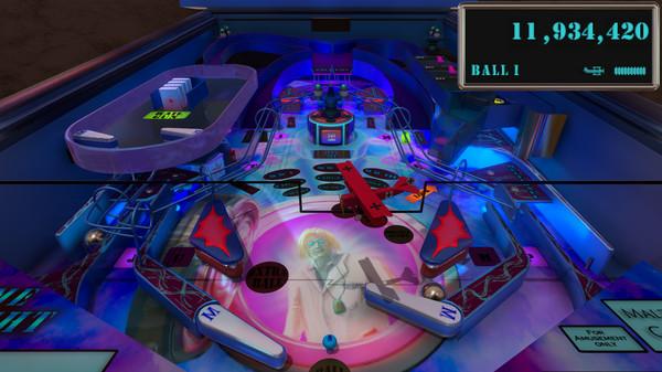 Malzbie's Pinball Collection - Time Flight (DLC)