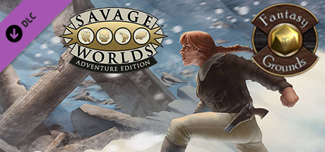 Fantasy Grounds - Savage Worlds Adventure Edition (SWADE)