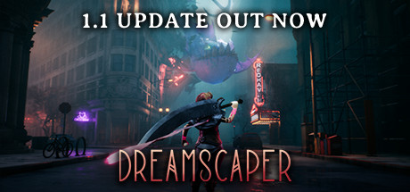 Dreamscaper cover art