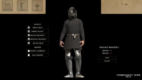 Tournament: Blood & Steel
