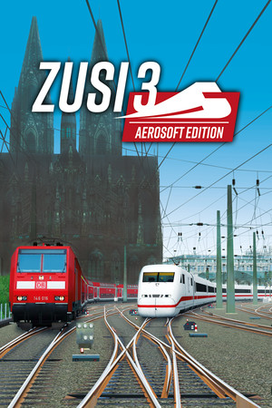 ZUSI 3 - Aerosoft Edition poster image on Steam Backlog