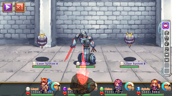 Legend of the Tetrarchs for Steam