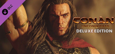 Conan Unconquered - Deluxe Edition Content