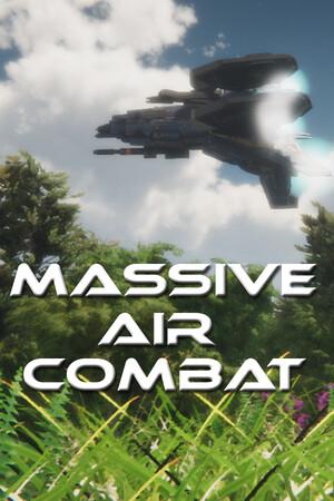 Massive Air Combat poster image on Steam Backlog