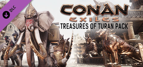 Steam DLC Page: Conan Exiles