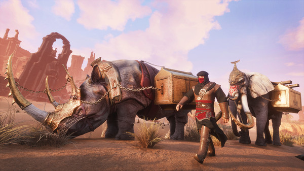 Conan Exiles - Treasures of Turan Pack (DLC)