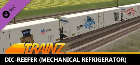 Trainz 2019 DLC: DIC-Reefer (Mechanical Refrigerator)