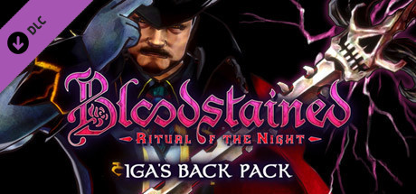 "Купить Bloodstained: Ritual of the Night - ""Iga's Back Pack"" DLC"