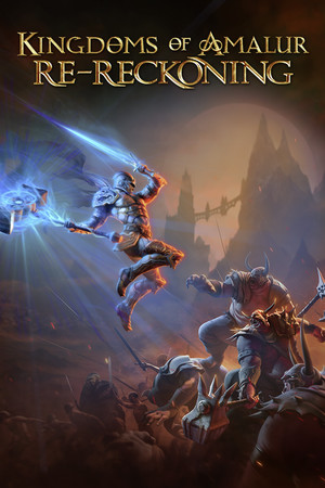Kingdoms of Amalur: Re-Reckoning poster image on Steam Backlog