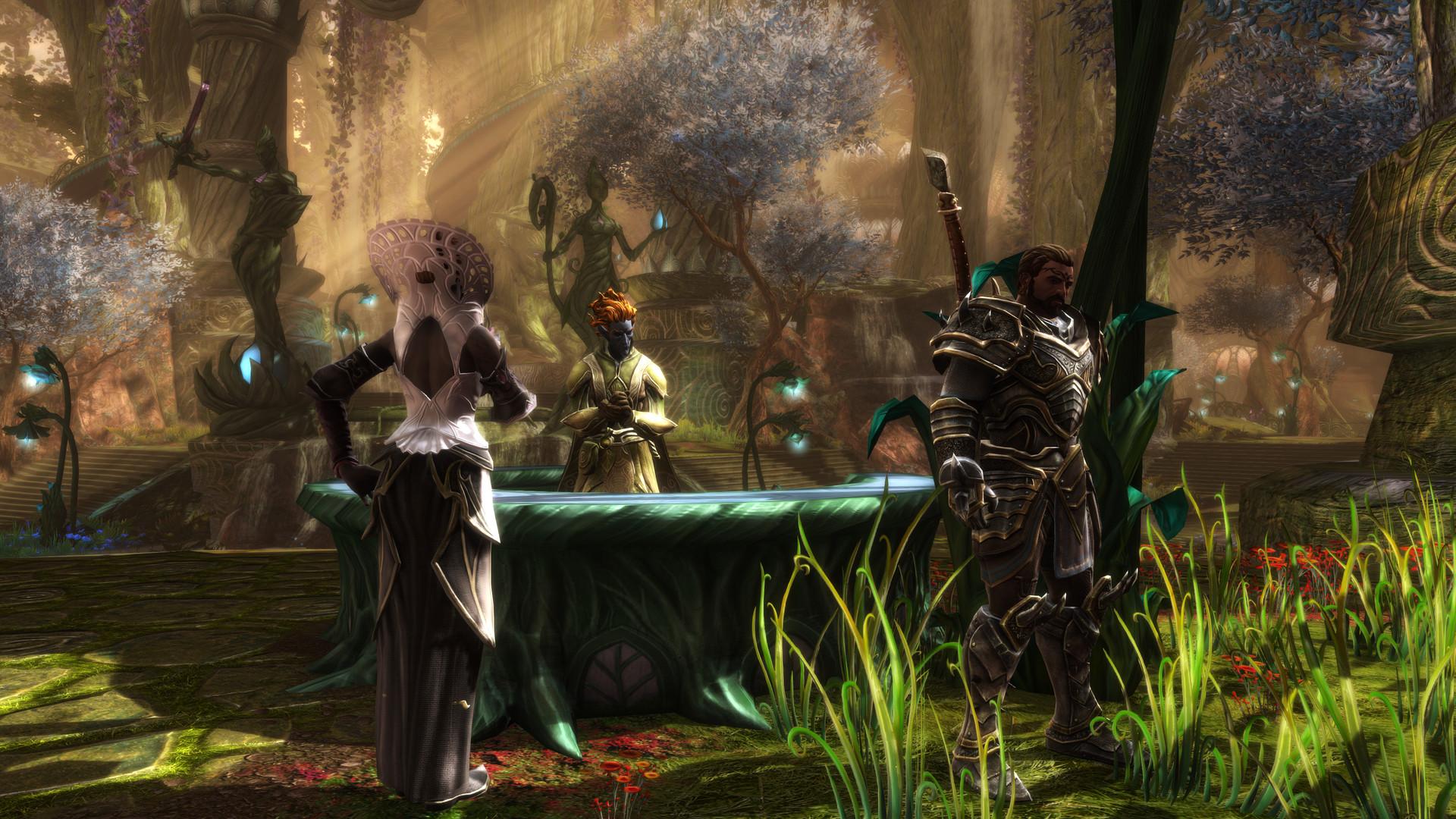 Kingdoms of Amalur: Re-Reckoning on Steam