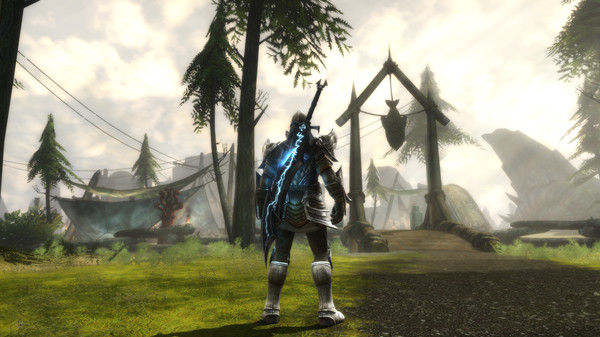 Capture d'écran n°1 du Jeu Kingdoms of Amalur: Re-Reckoning