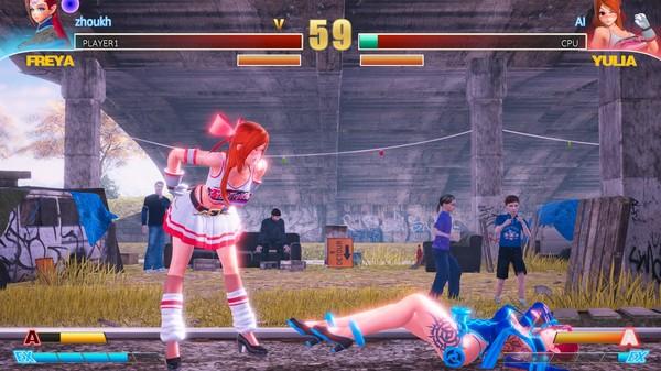 Fight Angel Special Edition-HOODLUM [CRACK]