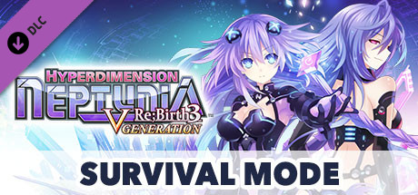 Hyperdimension Neptunia ReBirth3 V Generation Survival PC-PLAZA