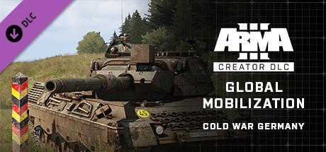 Arma 3 Global Mobilization Cold War Germany Capa