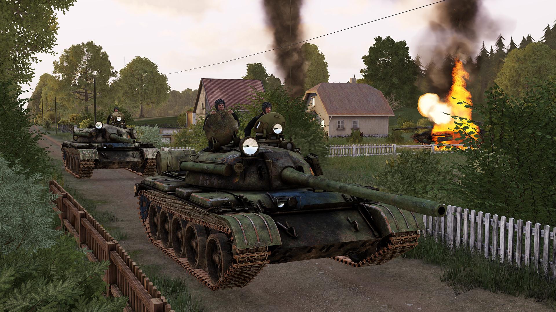 CHARS The Modern Age Sov BMP-1//BMP-2