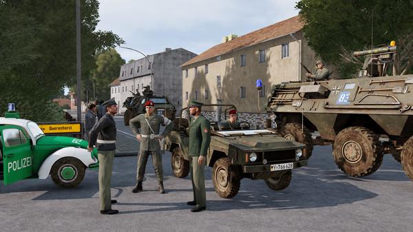 Arma 3 Creator DLC: Global Mobilization - Cold War Germany
