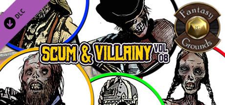 Fantasy Grounds - Scum & Villainy, Volume 8 (Token Pack)