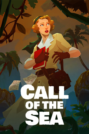 Call of the Sea poster image on Steam Backlog