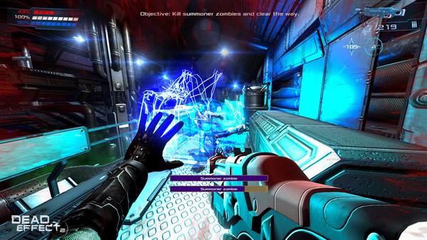 Dead Effect 2 VR - Cybermagic (DLC)