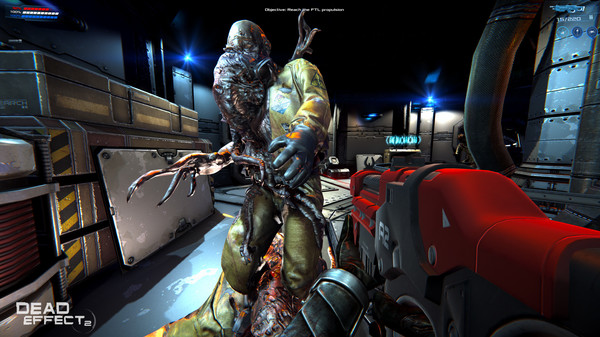 Dead Effect 2 VR - Escape from Meridian (DLC)
