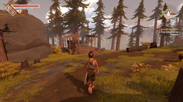 Capture d'écran n°2 du Jeu Pine