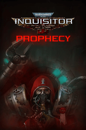 Warhammer 40,000: Inquisitor - Prophecy poster image on Steam Backlog
