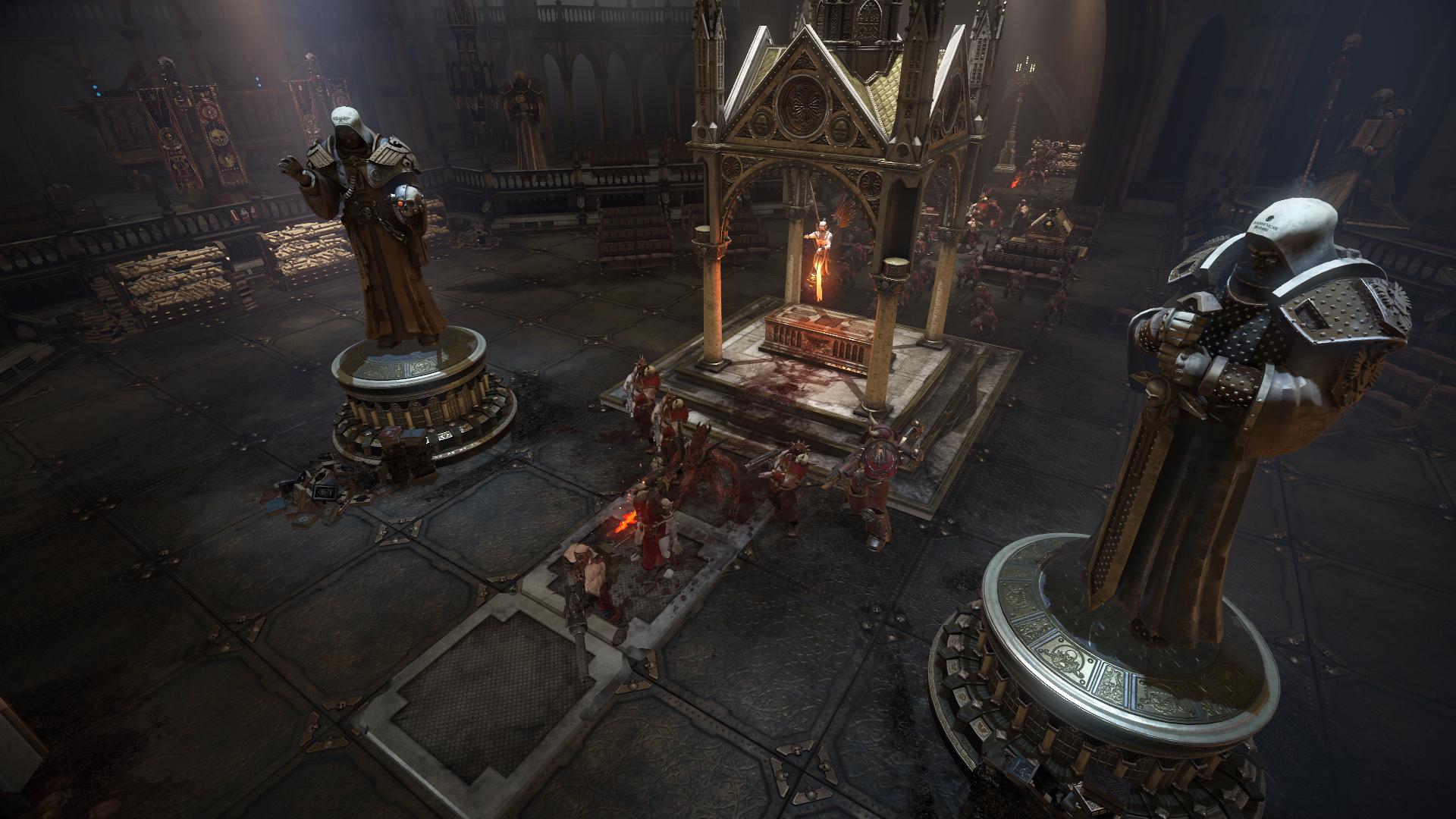 Warhammer 40,000: Inquisitor - Prophecy trên Steam