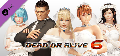 DOA6 Happy Wedding Costume Vol.1 Set