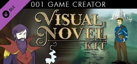 001 Game Creator - Visual Novel Kit