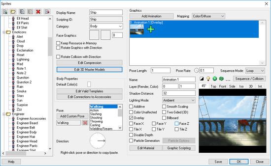 001 Game Creator - Visual Novel Kit (DLC)