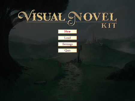 001 Game Creator - Visual Novel Kit (DLC)