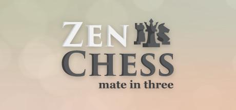 Zen Chess: Mate in Three cover art
