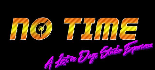 No Time logo