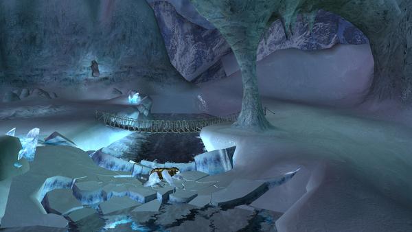 Скриншот из The Golden Compass