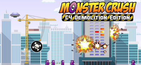 Купить Monster Crush - C4 Demolition Edition