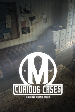 Curious Cases poster image on Steam Backlog