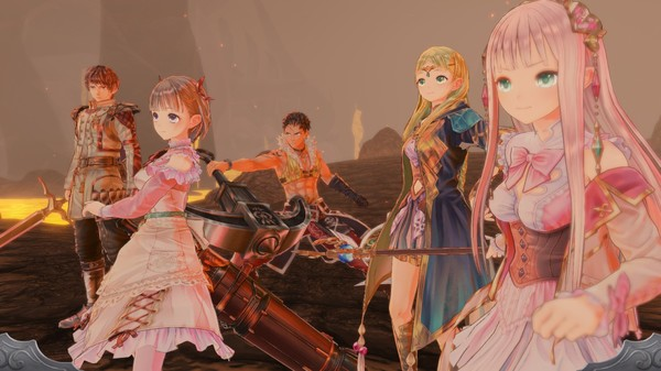 Atelier Lulua The Scion of Arland v1.0 Plus 12 Trainer-FLiNG