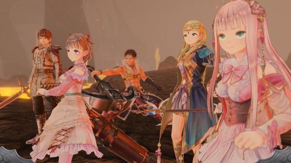 Atelier Lulua ~The Scion of Arland~ / ルルアのアトリエ ~アーランドの錬金術士4~